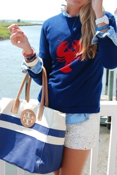 obsessed with the sweater. need it for maine! suchgoodstyle.blogspot.com