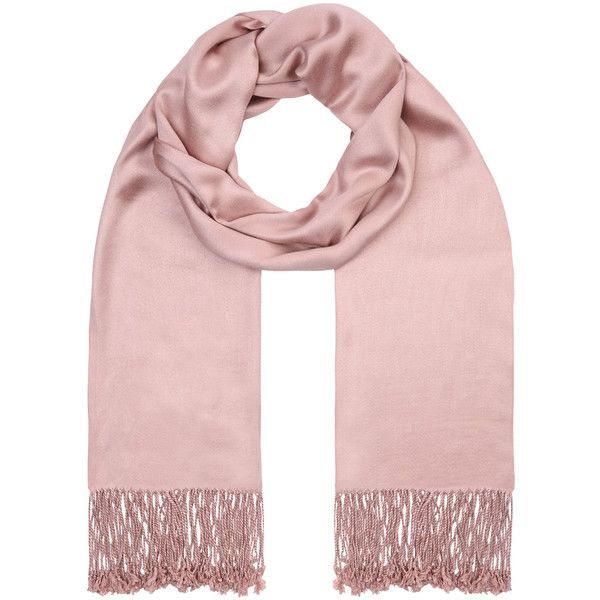 Accessorize Plain Woven Scarf (355 SEK) ❤ liked on Polyvore featuring accessories, scarves, woven scarves, accessorize scarves, fringe shawl, braided scarves and fringe scarves