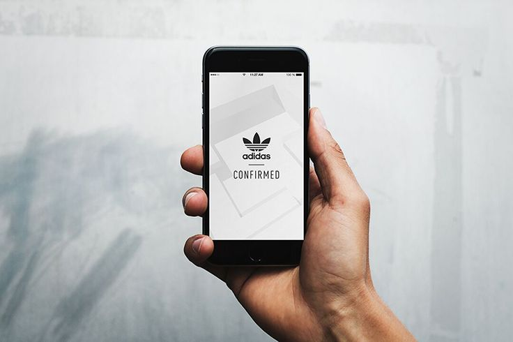 adidas Confirmed App Now Available In Canada | Sidewalk Hustle