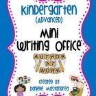 Included in this pack is all of the documents to create a mini writing office. You will get:    -Mini office dimensions  -21 writing office covers (Co...