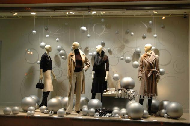 let's do silver baubles this Christmas girls?, pinned  by Ton van der Veer