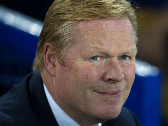 Ronald Koeman: 'Manchester City are best I've faced as a manager' #Manchester_City #Everton #Football