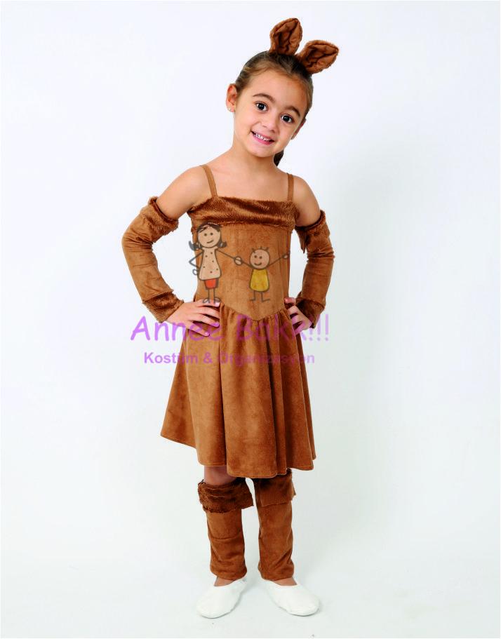 Unisex bir üründür kız çocukları kullanabilir. Elbise şeklinde tek parça kostüm, taç, tozluk ve kolluklar bulunmaktadır. Üründe kadife kumaş kullanılmıştır. Talebe göre farklı kumaşlar ile üretebilmekteyiz.