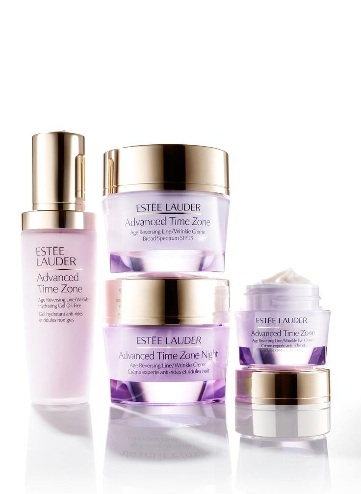 Estée Lauder Advanced Time Zone Collection #skincare #beauty BUY NOW!