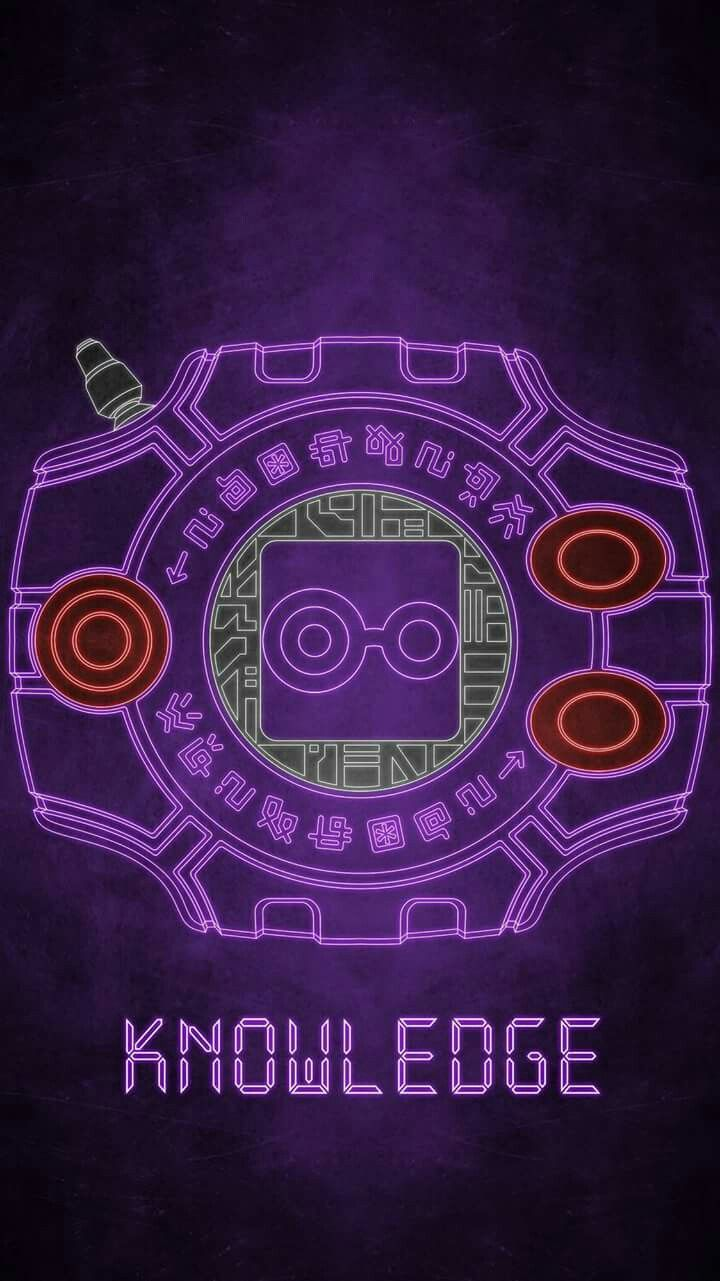 Digivice - The Crest of Knowledge