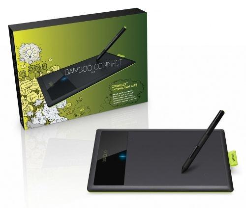 Mesa Digitalizadora Tablet Wacom Bamboo Connect Ctl-470l New - R$ 259,99