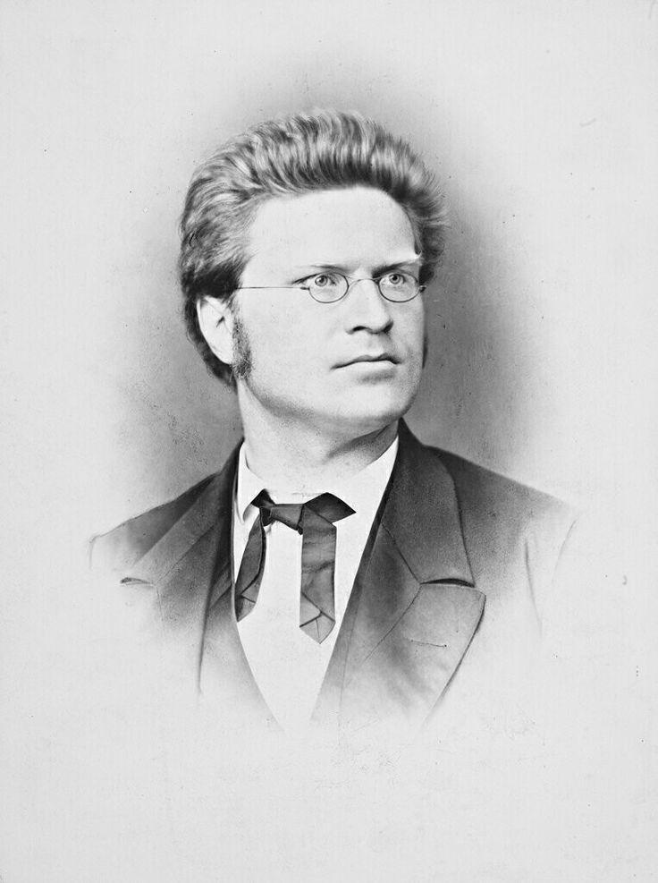 En 28 år gammel Bjørnstjerne Bjørnson Foto: Budtz Müller & Co/Nasjonalbiblioteket (1860) I 1865 satte Bjørnson også opp sitt eget skuespill De Nygifte som utkom samme år. Det var et borgerlig samtidsskuespill med ekteskapet som problem.