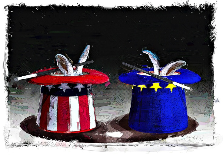 Europe and USA relations...