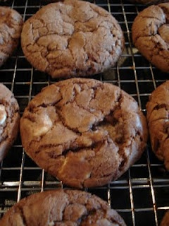 Mary Berry's Double Chocolate Cookies