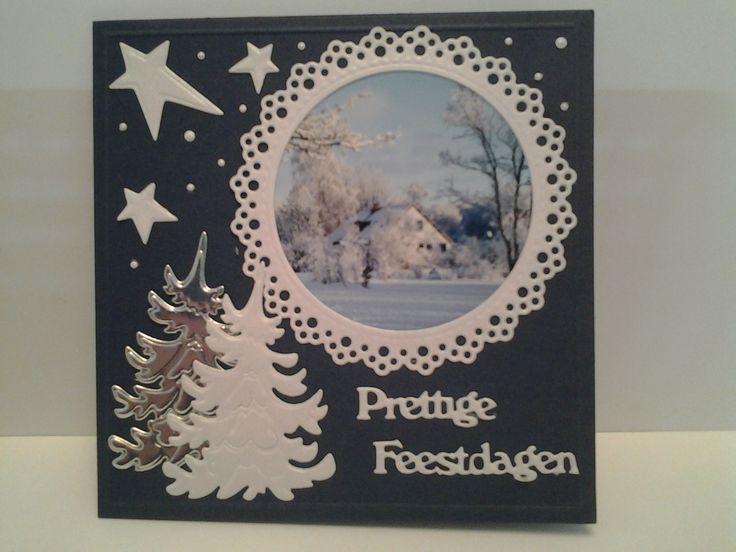Witte kerst met Marianne CR 1201