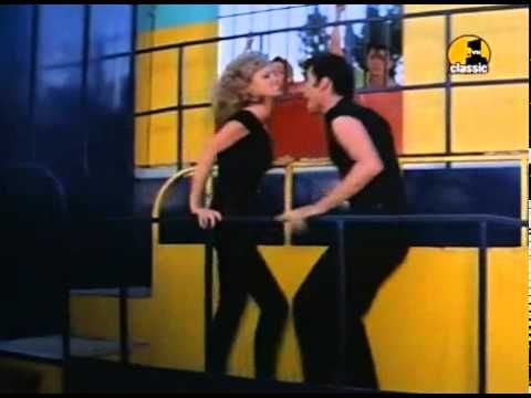 Grease - Olivia Newton-John & John Travolta - You Are The One That I Want