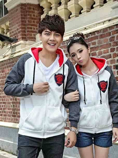 CP19 Jaket Couple Campus