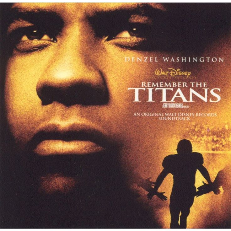 Various - Remember the titans (Ost) (CD)