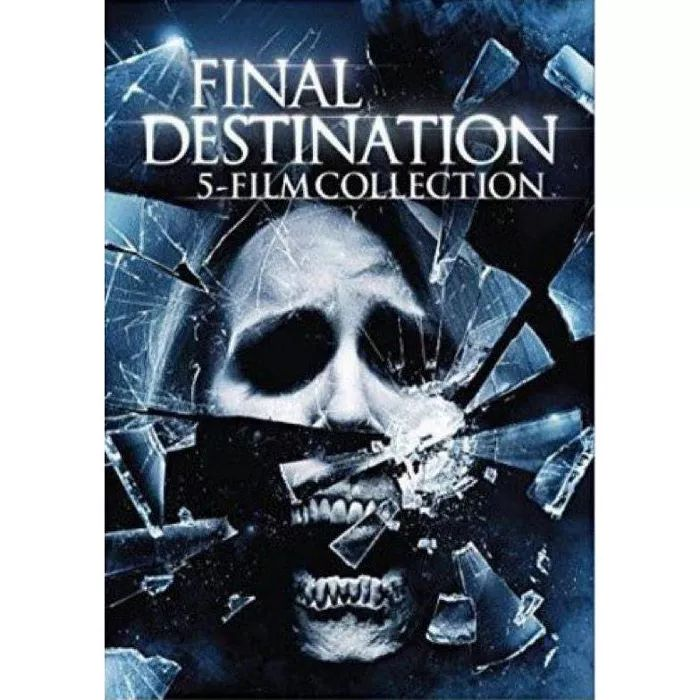 5 Film Collection: Final Destination (DVD) | Final ...