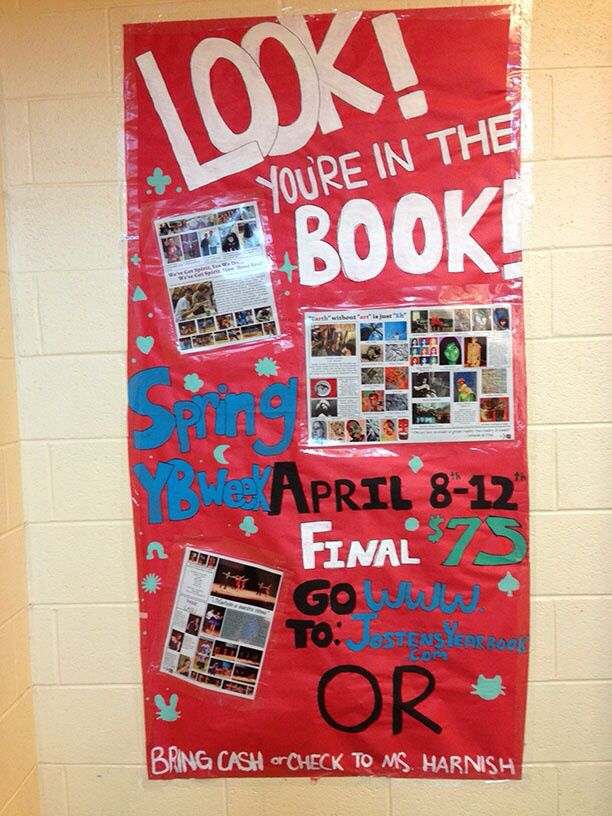 23 best Yearbook Marketing images on Pinterest | Yearbooks ...