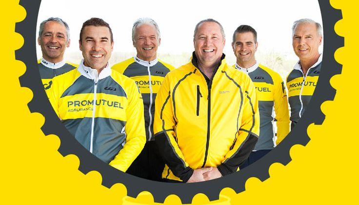 Juin, le mois de tous les records ! Cinq de nos dirigeants participeront au Le Grand défi Pierre Lavoie. Une épreuve de 1000 km à vélo, jour et nuit, pour financer un projet sur les saines habitudes de vie à l'école de la Source de Laurier Station. Découvrez nos « héros » et soutenez leur équipe par un don :  https://www.promutuelassurance.ca/fr/blog/nous-aimons/grand-defi-pierre-lavoie-comptez-sur-nous