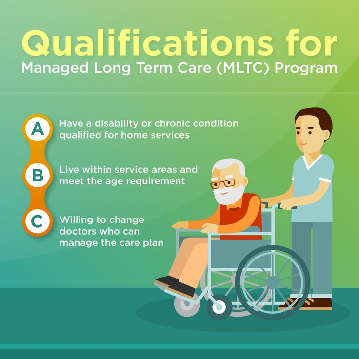 Qualifications for Managed Long Term Care (MLTC) Program