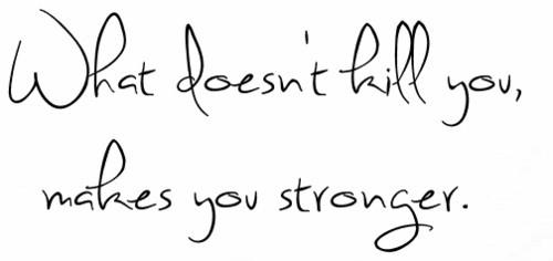 Kelly Clarkson Stronger Lyrics