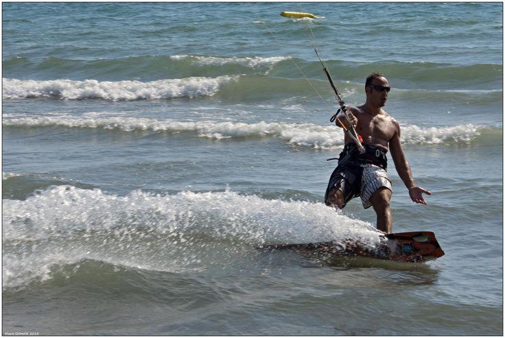 Kite-Surf Fiumara Beach