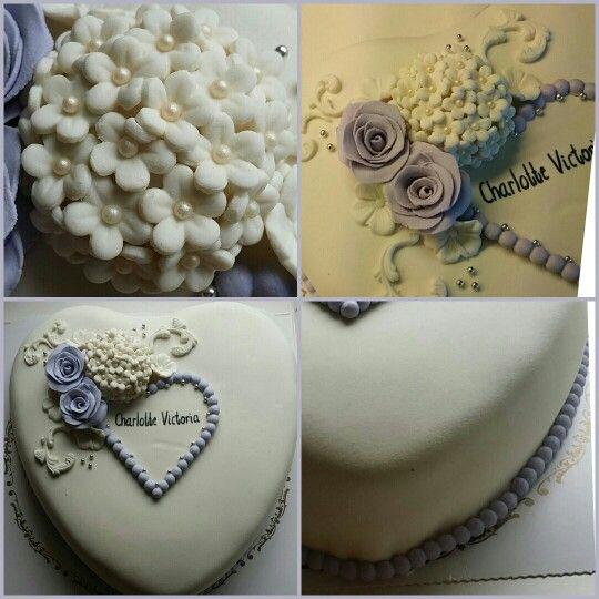 Konfirmasjonskake , cake, cakedecorating