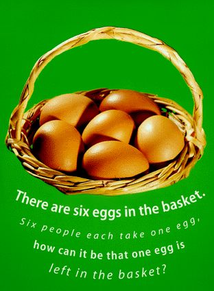 Eggs Problem