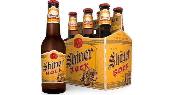 Shiner Beers | Packaging | McGarrah Jessee