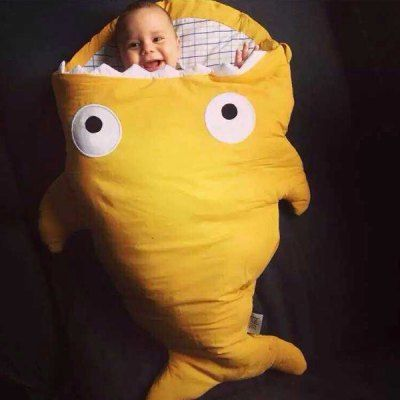 Cute Shark Blanket by Blankie Tails For Kids-20.67 and Free Shipping