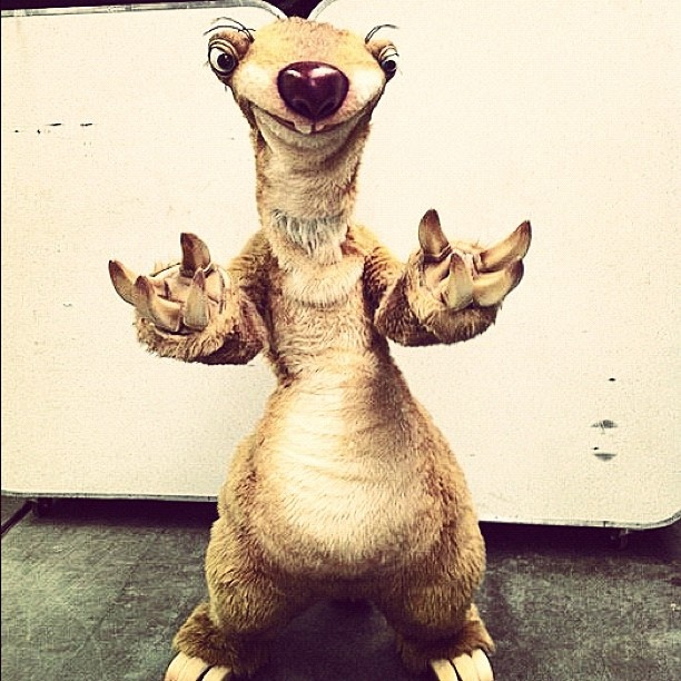 25+ best ideas about Sid the sloth on Pinterest | Ice age ...