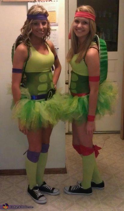 Homemade DIY Teenage Mutant Ninja Turtle Costumes | Big DIY IDeas