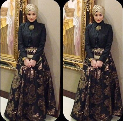 Inneke Koesherawati - goes to wedding | #hijab #hijabi #muslimah #covered #modeststyle #modeststreetfashion |