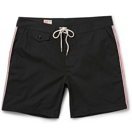 M.Nii Clubmaster Mid-Length Swim Shorts   MR PORTER