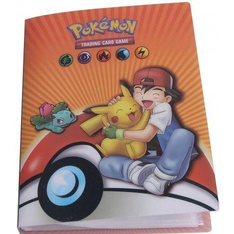 Cahier Range Carte Pokemon 240 Cartes   Jeux carte Pokemon   Album carte Pokémon   Classeur carte pokemon