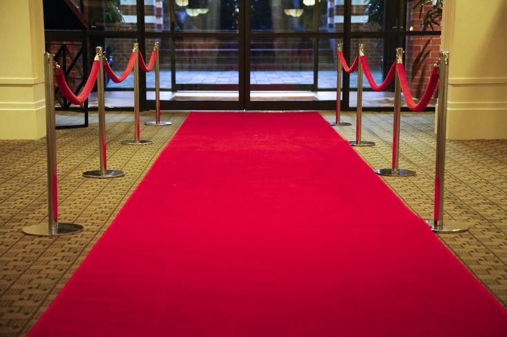 Red Carpet VIP Arrival