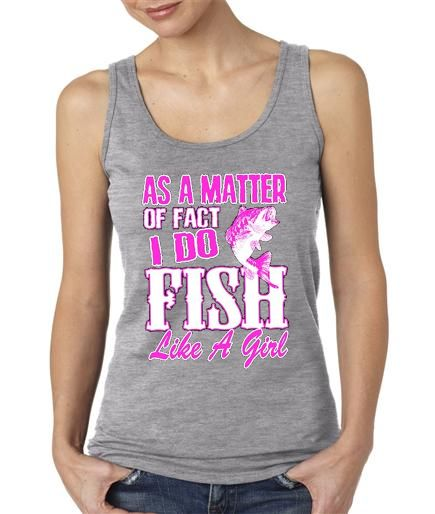 1000 images about womens fishing t shirts and tank tops for Fishing tank top