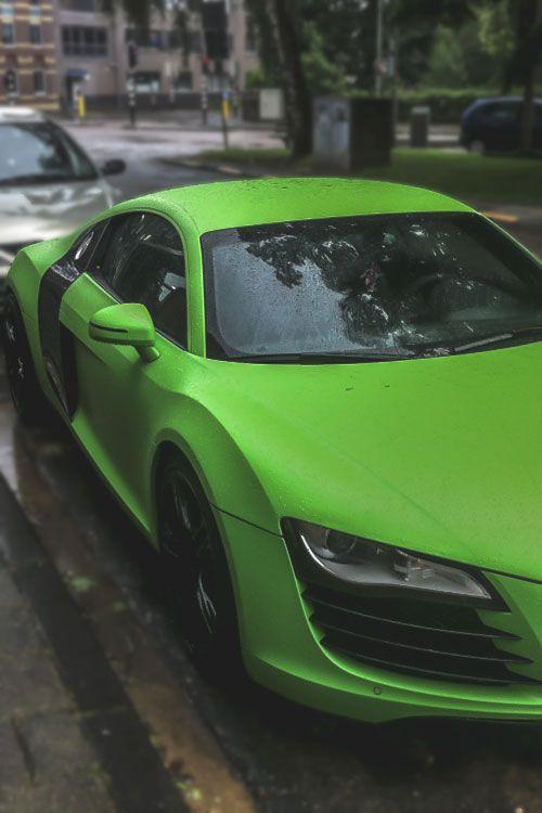 Green R8