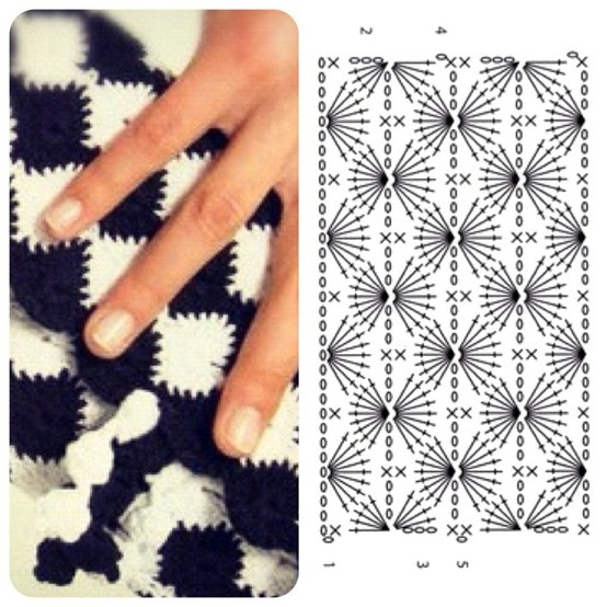 Crochet Bag Drawstring Pattern : Crochet purse diagram Crochet Pinterest