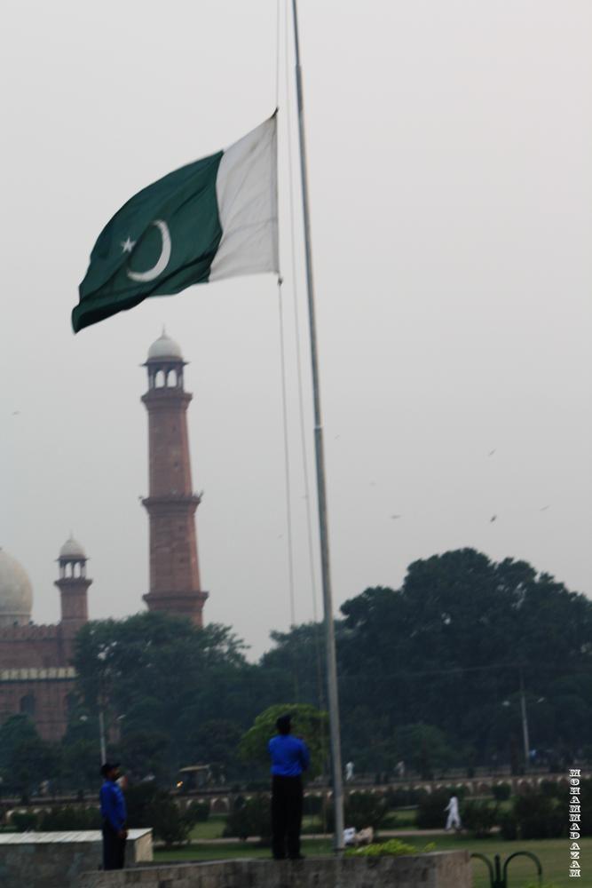 PAKISTAN FLAG no 3 by Mohammad Azam