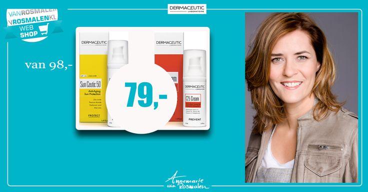Geniet van de zon maar bescherm wel je huid! #SPF50 #dermaceuticsunceutic #dermaceuticC25cream #vanrosmalenkliniek Nu combi-voordeel bij de Van Rosmalen Kliniek. Bestel in de webshop of haal je cosmeceuticals in Rotterdam of Nijmegen in 1 van onze klinieken.