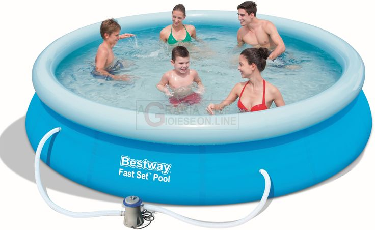 BESTWAY 57274 PISCINA AUTOPORTANTE FAST SET CM.366x76h. http://www.decariashop.it/piscine-autoportanti/20798-bestway-57274-piscina-autoportante-fast-set-cm366x76h-6942138929089.html