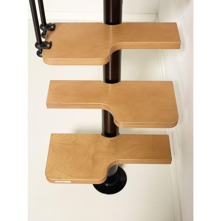 Best Arke Nice2 22 In Black Modular Staircase Kit K50104 400 x 300