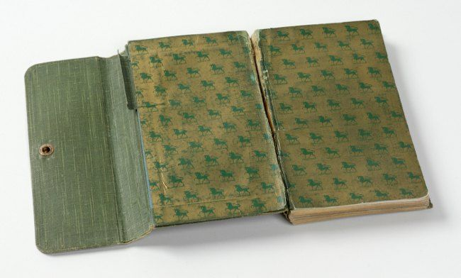 Frank Hurley's sledging diary, 1912-13