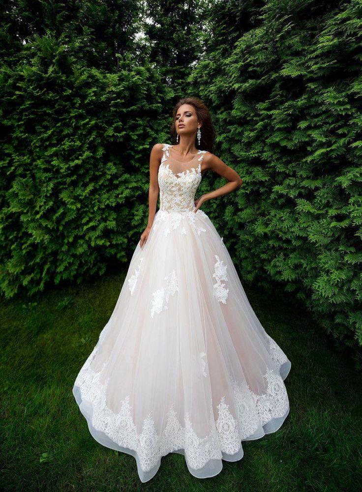 Свадебное платье «Дебора» Ариамо Брайдал— купить в Москве платье Дебора из коллекции 2017 года