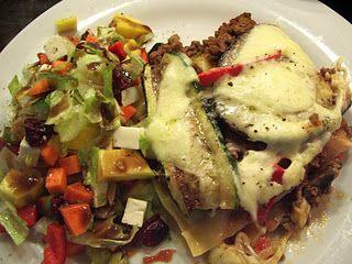 Lasagne alla Casa (Husets lasagne), del 2……..
