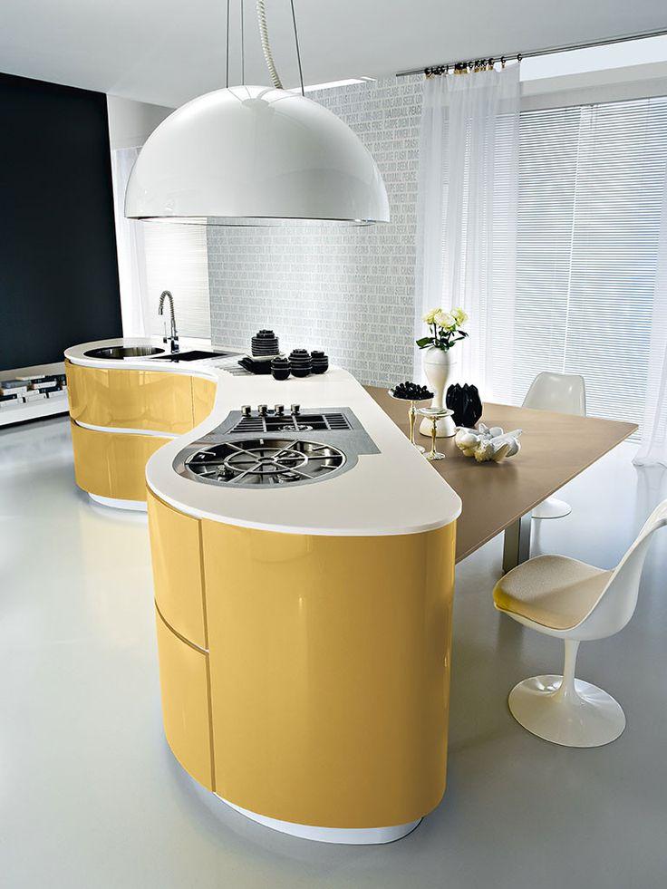 Mini Kuche Futuristisches Design Soria U2013 Dogmatise, Kuchen