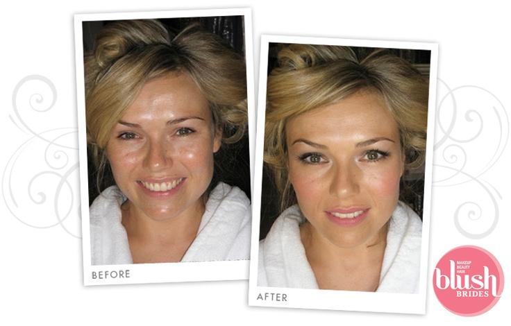 Blush Brides Makeup Inspiration