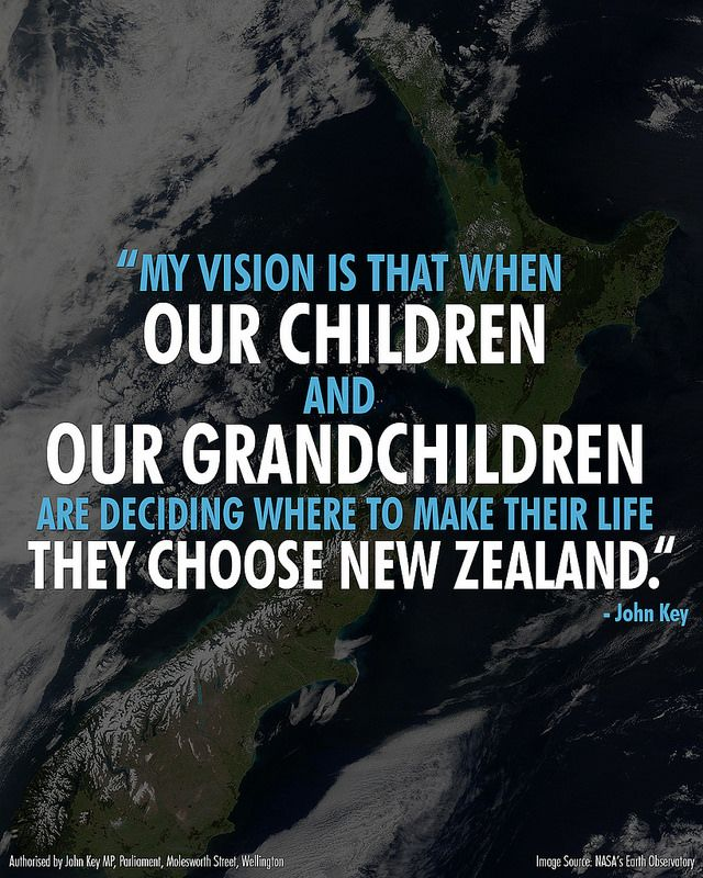 In a global world where they are free to call almost any country home, they choose New Zealand.
