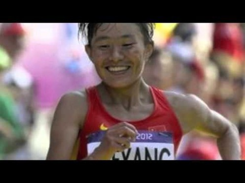 (Sun01) First Tibetan to win an Olympic medal: Choeyang Kyi.    (Shared using #DoShare)