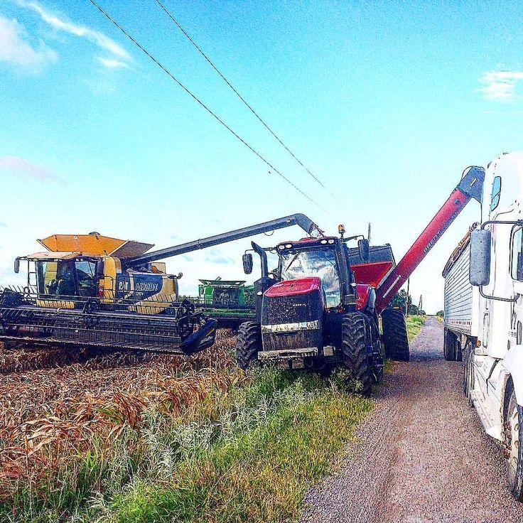 Pipeline jobs by JoAnn Boenig Franke on Farming Stuff