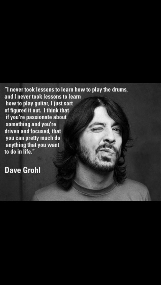 Dave Grohl quote