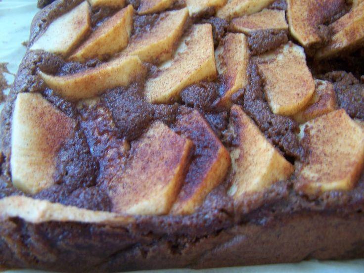 """farkaselet: Diós almás """"piskóta"""" (paleo, gluténmentes, cukormentes, tejmentes)"""